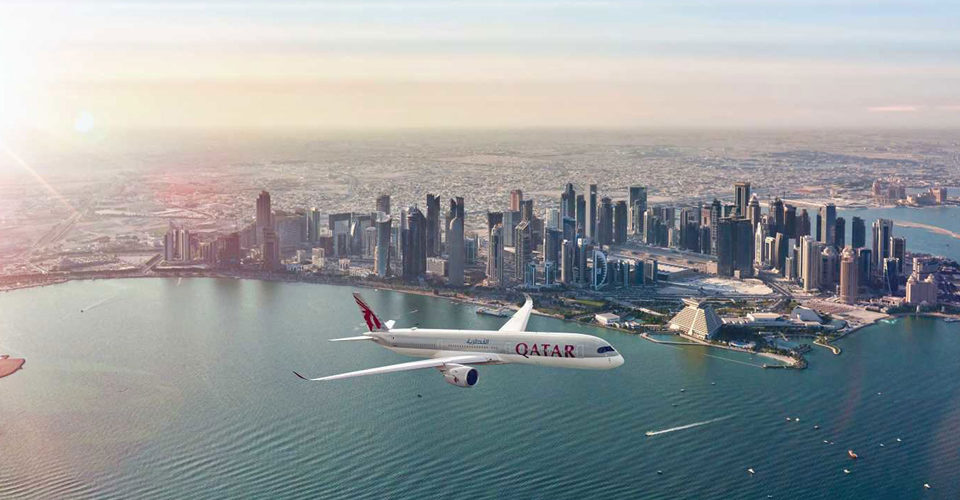 Qatar Airways Sees Revenue Growth of 14 Percent in 2018-19