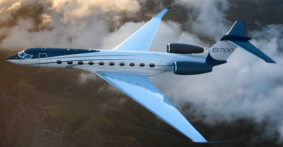 Qatar Executive First In Line for Gulfstream's New G700 Flagship