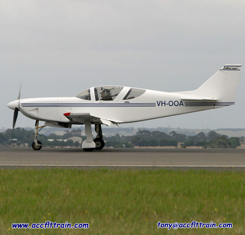 The Stoddard-Hamilton Glasair III is an American two-seat dual-control monoplane designed and built by Stoddard-Hamilton Aircraft of Arlington