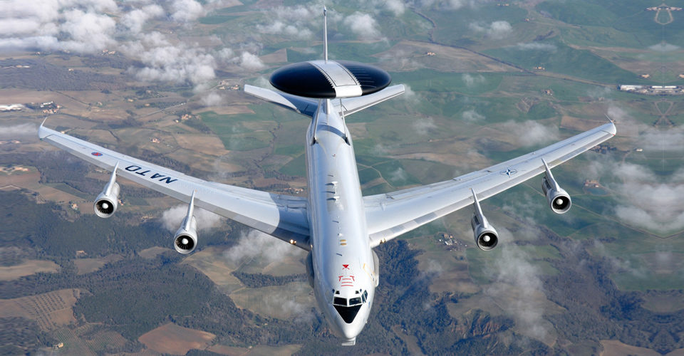 NATO E-3A Upgrade Announced