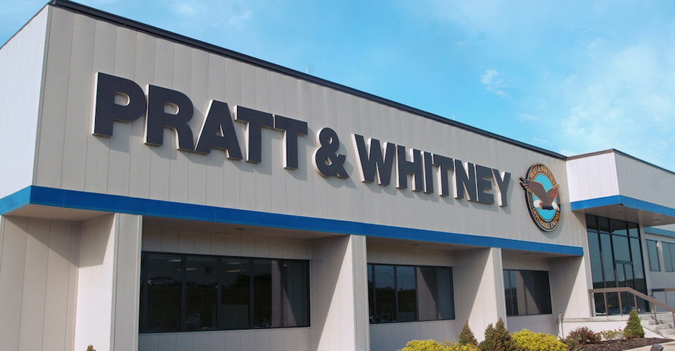 Pratt & Whitney (P&W) Investing $30M in West Virginia
