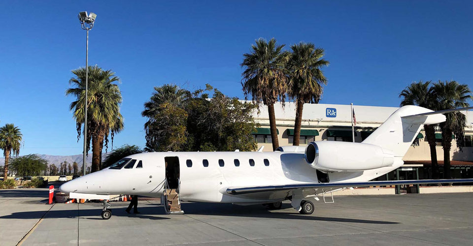Ross Aviation Buys Rival in California