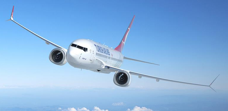 Turkish Airlines reaches 737 Max compensation agreement