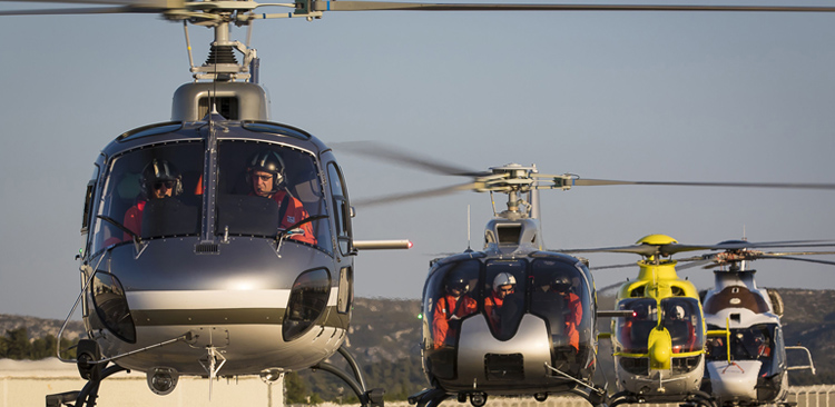 Airbus Helicopters Touts 50 Years of North American Operations1