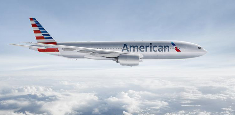 American Airlines Suspends All China Flights