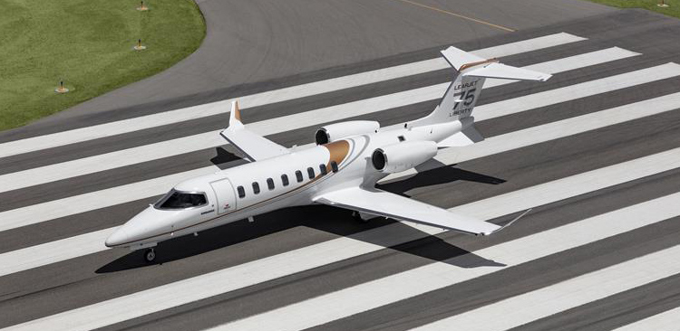 Bombardier readies first Learjet 70-75s for G5000 cockpit upgrade