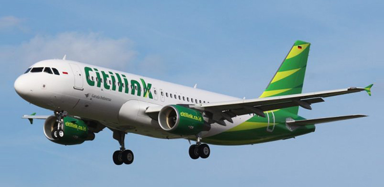Citilink signals shift from long-haul flights to Europe