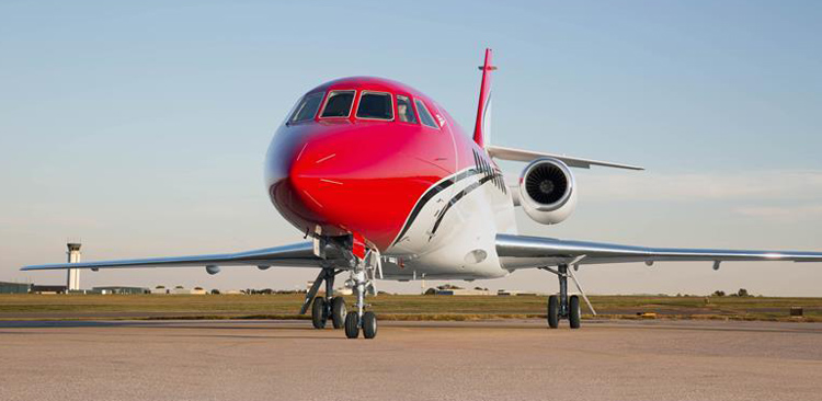 Dumont adds 27th Falcon 2000 and plans expansion