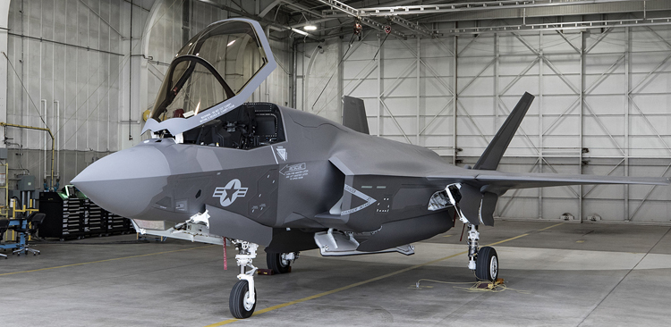 F-35 Deliveries Exceed 2019 Target