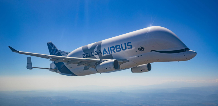 First Airbus BelugaXL Enters Service