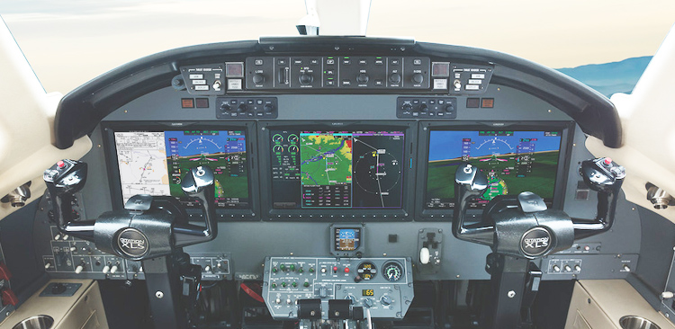 FlightSafety Textron Offers G5000 Excel-XLS Training