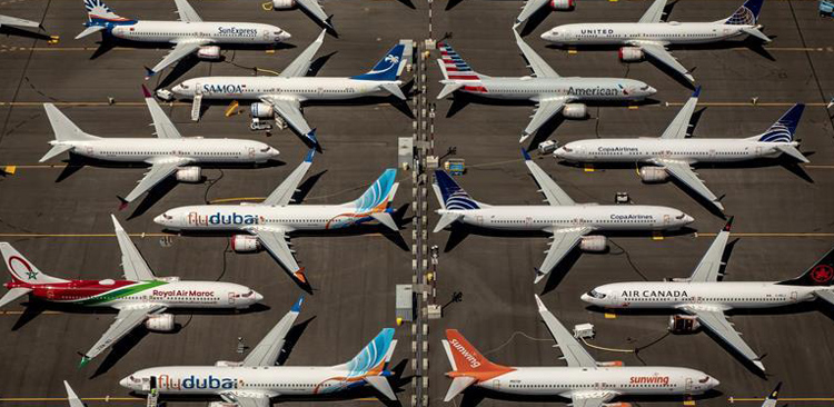 New 737 Max software issue arises during certification review