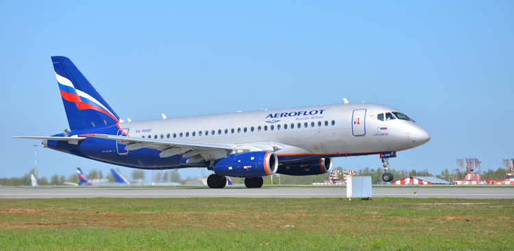 Russian Government Bank Funds SSJ100 Shipments to Aeroflot