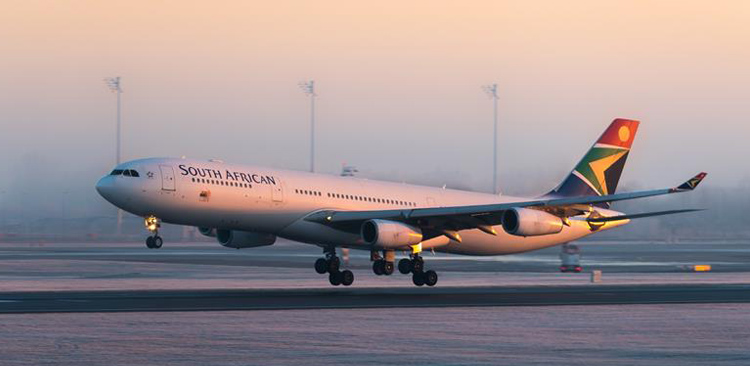 South African Airways to sell nine A340s as part of restructuring effort