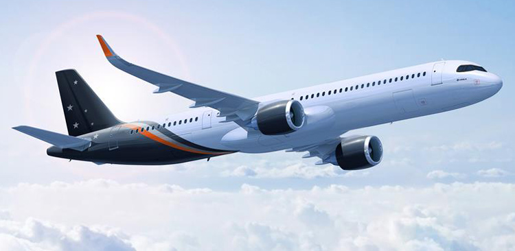 Titan to replace 757-200s with A321LRs
