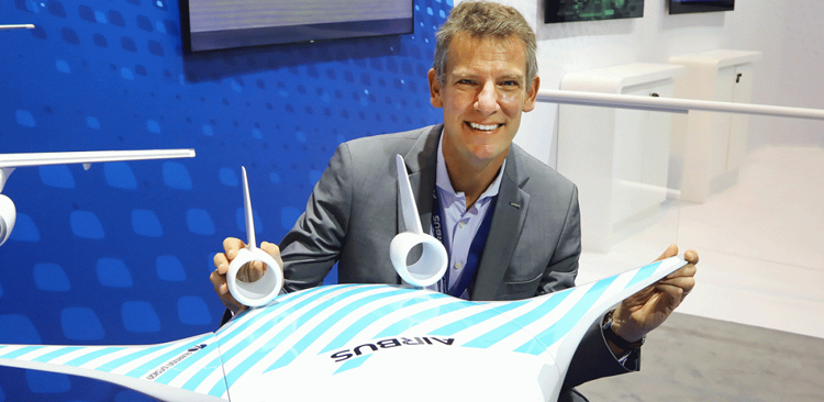 Airbus Unveils 'Maveric' Blended-wing Demonstrator