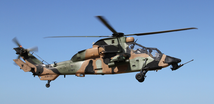 Airbus Ups Ante in Armed Reconnaissance Helicopter Competition