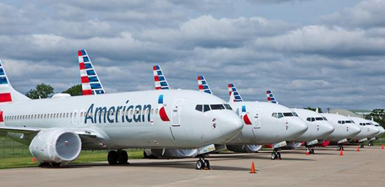 American cancels Max flights through mid-August