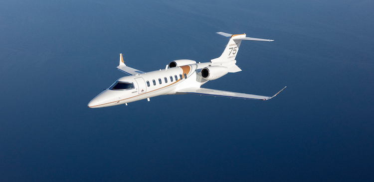 Learjet 75 Liberty To Take On Air Ambulance Role