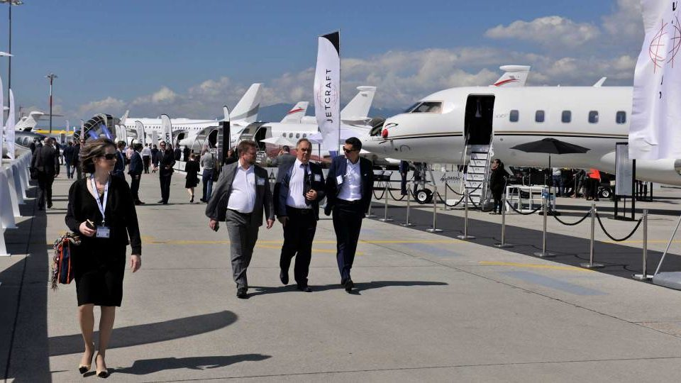 Business Aviation Confronts Covid-19 Reality as Fallout Spreads