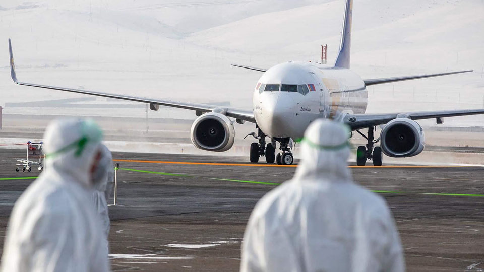 Coronavirus Spread Becomes a Global Crisis for AirlineS