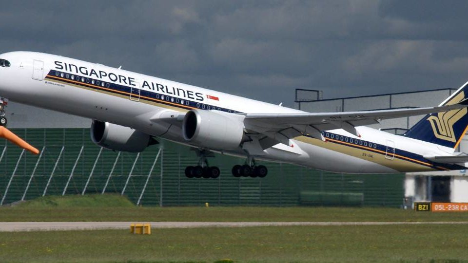 Singapore Airlines Group To Cut 96 Percent of Capacity