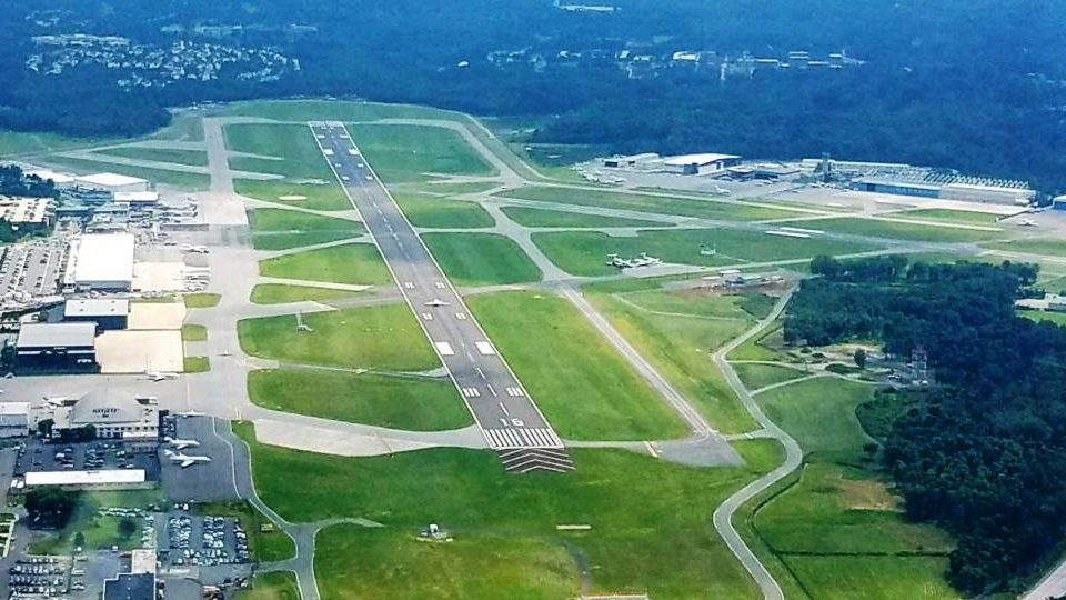 HPN Uses Traffic Lull to Accelerate Runway Rehab