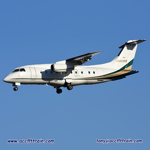 N328WW Dornier Do-328-300 Jet You can count on us to respond rapidly anywhere the need arises.