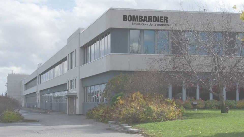 Facing Delivery Downturn, Bombardier Cuts Staffing