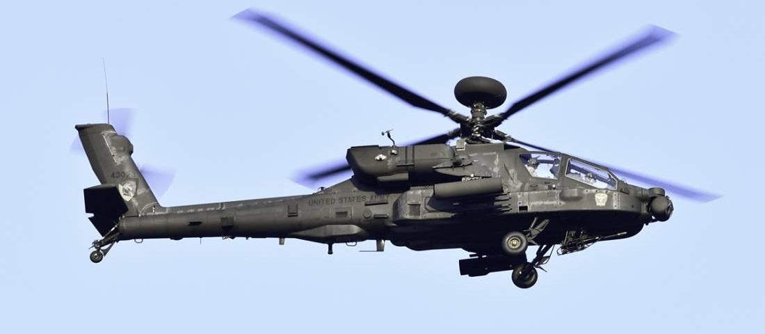 Morocco Signs Up For Latest Apache Attack Helicopters