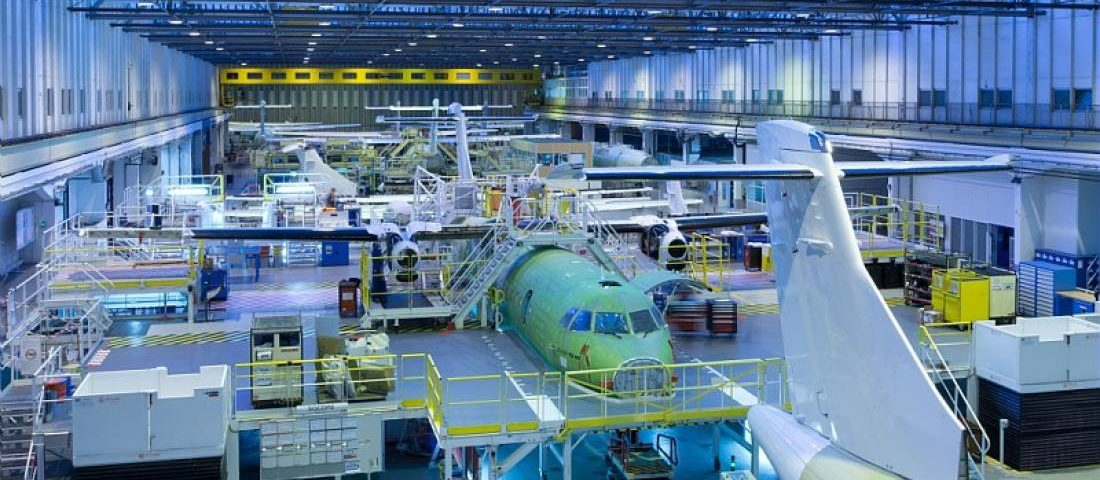 ATR To Cut Regional Airliner Production by Half