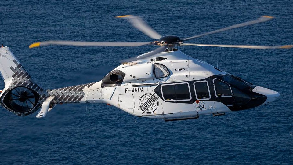 Airbus H160 Gets EASA Nod