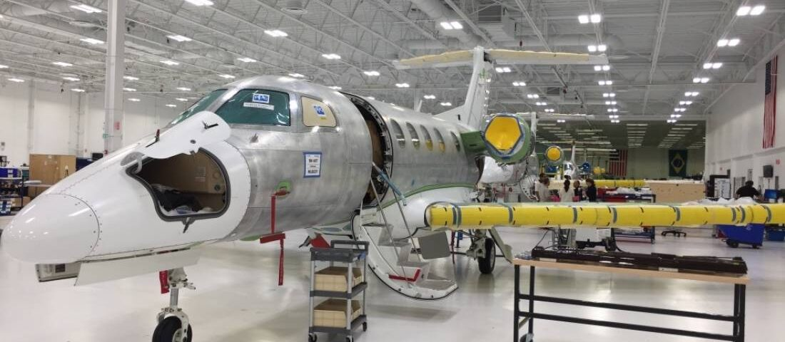 Exim Backs $97.2M Working Capital Loan for Embraer