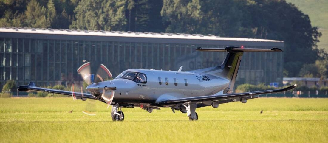 PC-12 NGX Gets Canadian Nod, Deliveries Start in UK