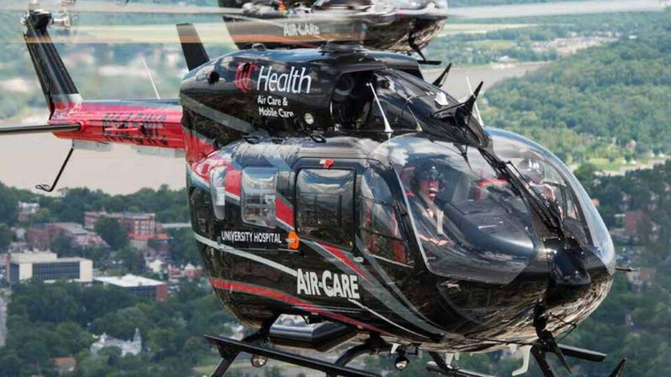 Air Ambulances Successfully Navigating Covid Skies