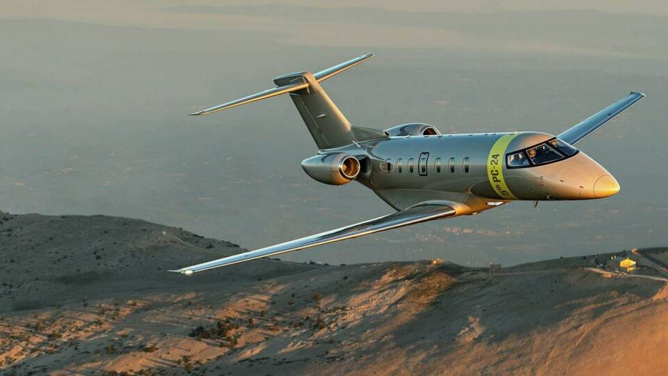 Jetfly Adds PC-12 NGX, Fifth PC-24 to Fleet