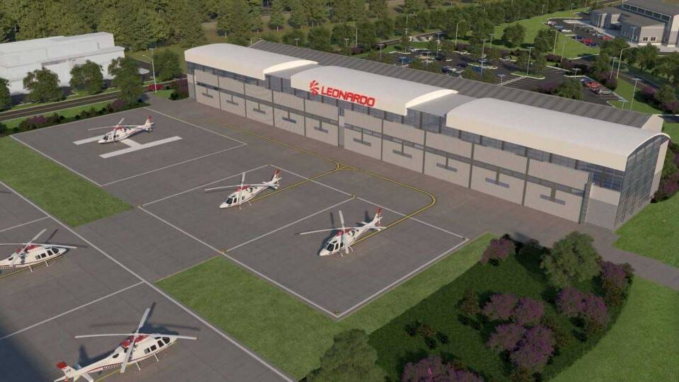 Leonardo Breaks Ground on Temp Facility in Florida