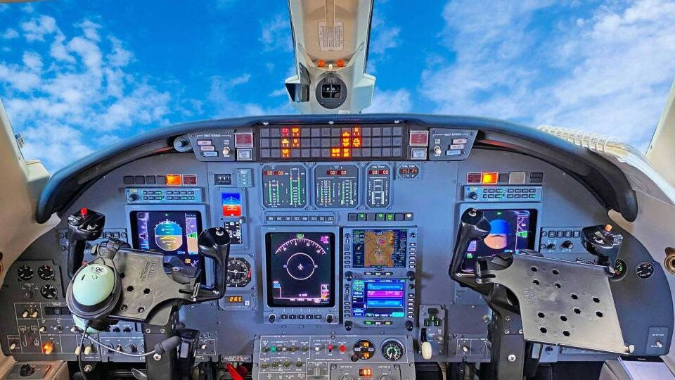 Avidyne Obtains First Part 25 STC for IFD540 FMS