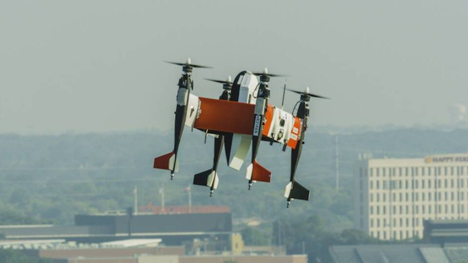 Bell and Xwing Complete NASA Unmanned Demo with APT 70