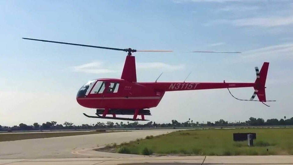 Eco Helicopters Launching Urban Air Mobility Operations11