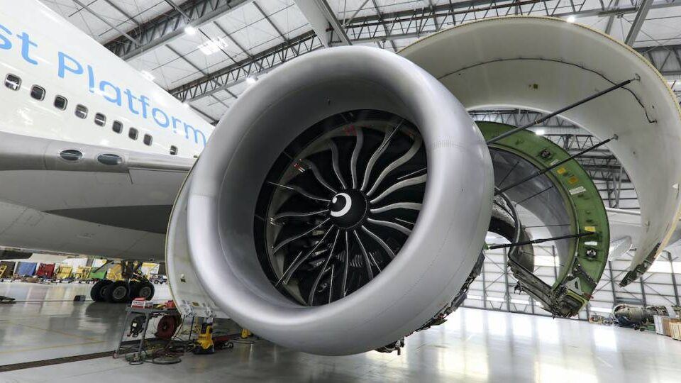 GE9X Gains FAA Certification