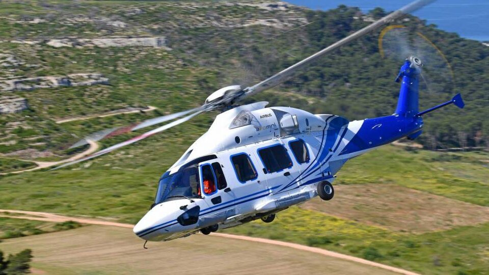 Omni Introduces Airbus H175 To Brazil accflt