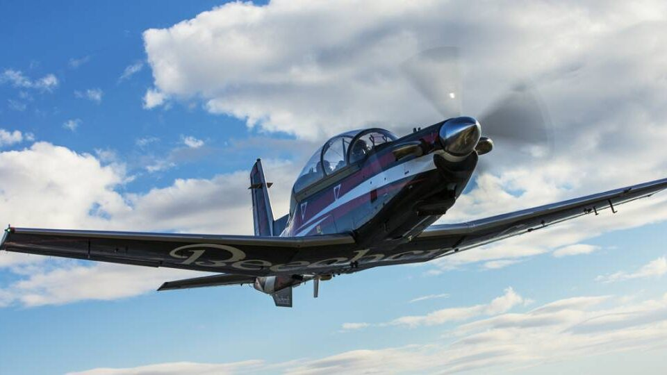 Thailand Inks $162 million T-6C Texan II Deal