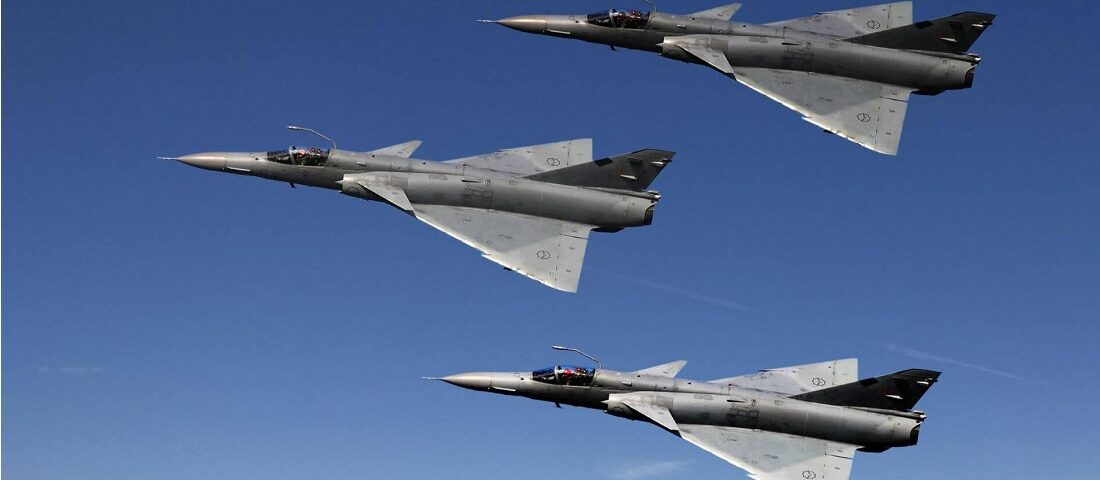 World's most powerful private air forces