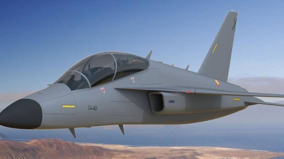 Airbus Lifts Lid on New Jet Trainer Project
