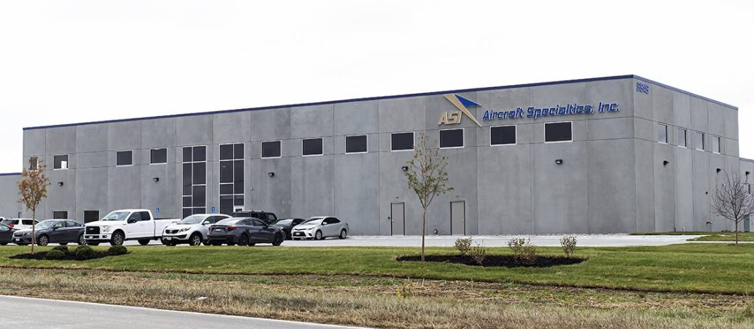 Aircraft Specialities Opens New, Larger Building