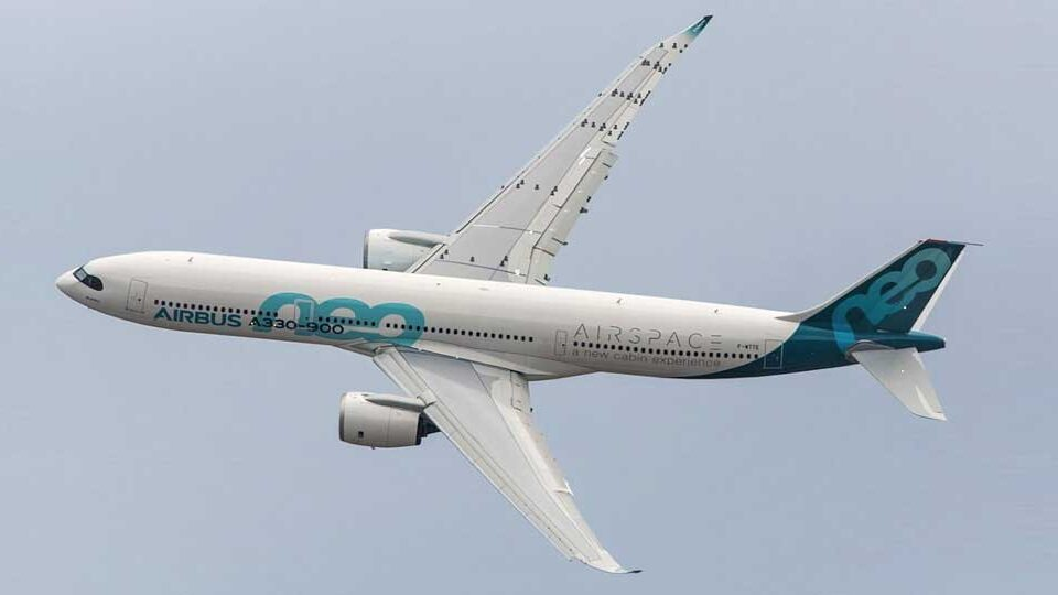 EASA approves max take-off weight changes on Airbus A330