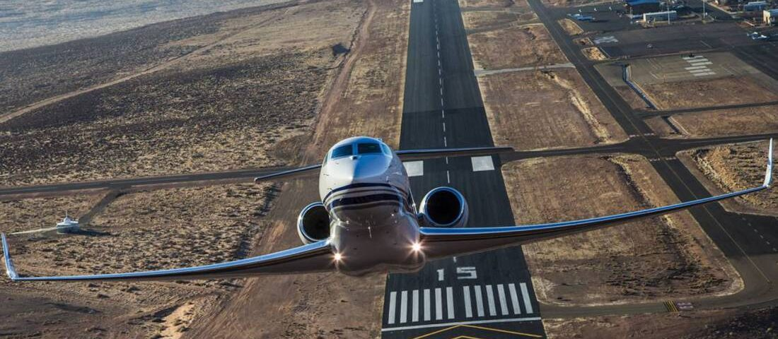 Gulfstream 3Q Deliveries Find Post-Covid Foothold