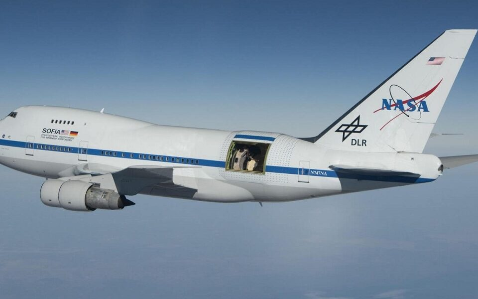 NASA's Moon news suspense water and Boeing 747