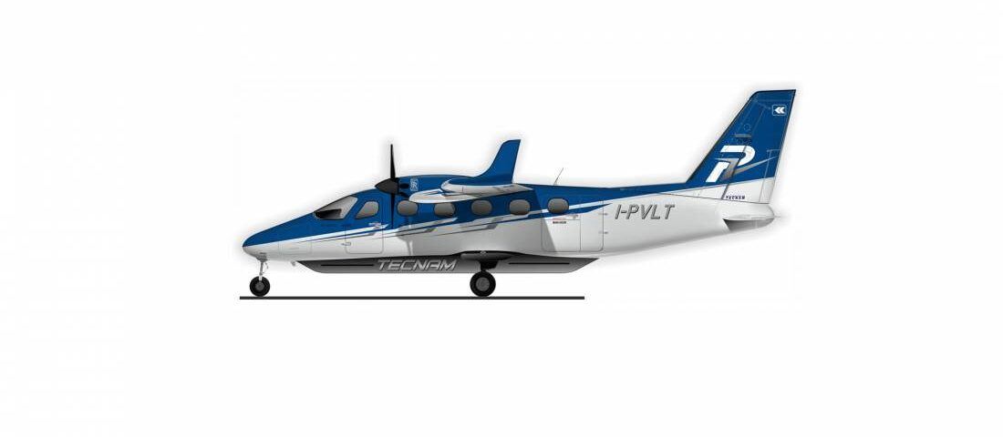 Rolls-Royce and Tecnam Develop Electric Commuter Airliner